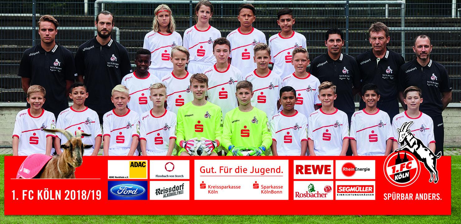 1 Fc Köln Diepholz Cup 2018